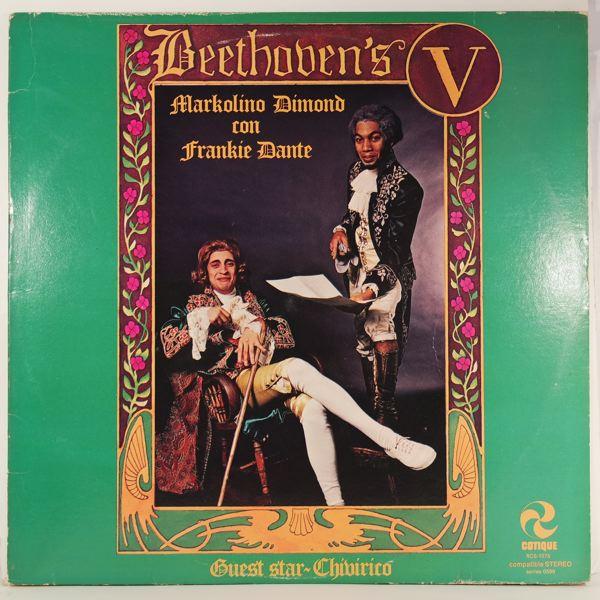 MARKOLINO DIMOND CON FRANKIE DANTE - Beethoven V - LP