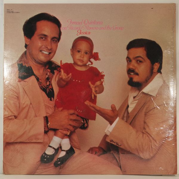 ISMAEL QUINTANA CON RICARDO MARRERO AND THE GROUP - Jessica - LP