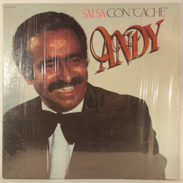 ANDY MONTANEZ - Salsa Con ''Cache'' - 33T