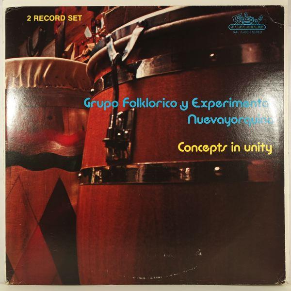 Grupo Folklorico Y Experimental Nuevayorquino Concepts In Unity
