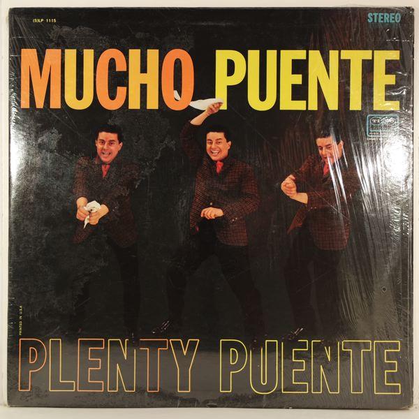 TITO PUENTE - Mucho Puente Plenty Puente - LP