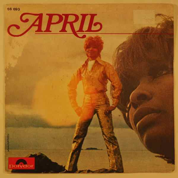 APRIL - People of the world / So fine - 45T (SP 2 titres)