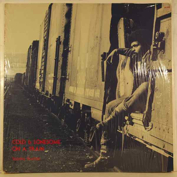 SPARKY RUCKER - Cold & Lonesome On A Train - LP