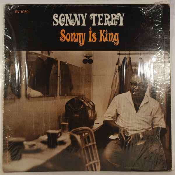 SONNY TERRY - Sonny Is King - LP