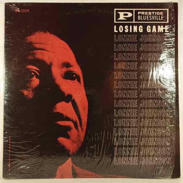 LONNIE JOHNSON - Losing Game - LP