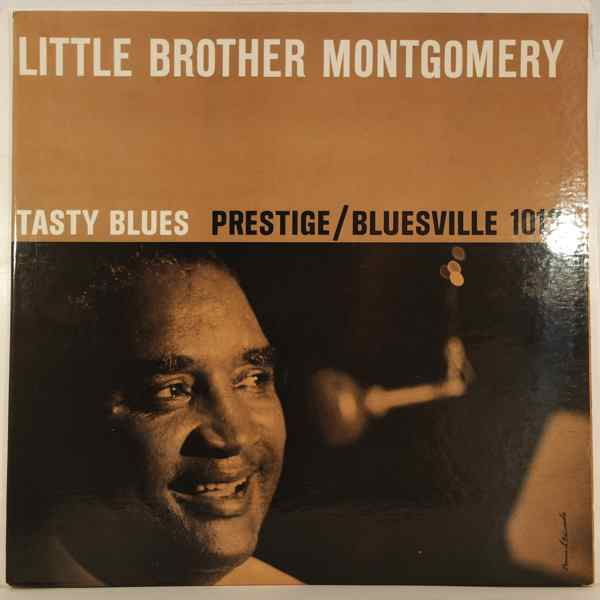 LITTLE BROTHER MONTGOMERY - Tasty Blues - LP