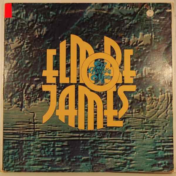 ELMORE JAMES - To Know A Man - LP x 2