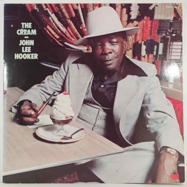 JOHN LEE HOOKER - The Cream - LP x 2