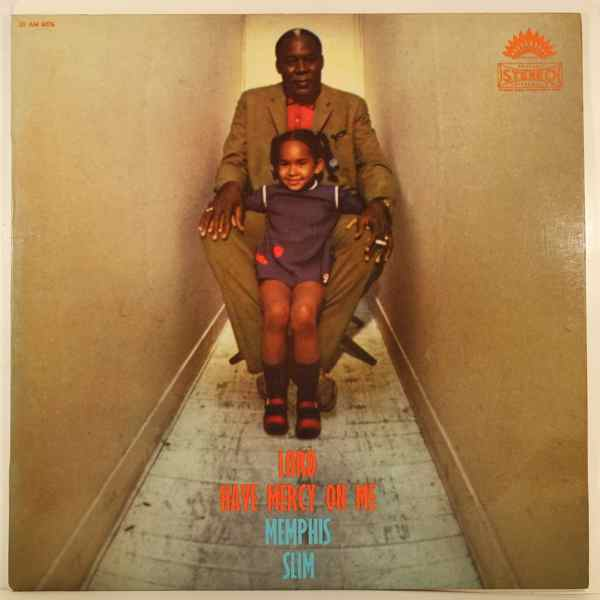 MEMPHIS SLIM - Lord Have Mercy On Me - LP