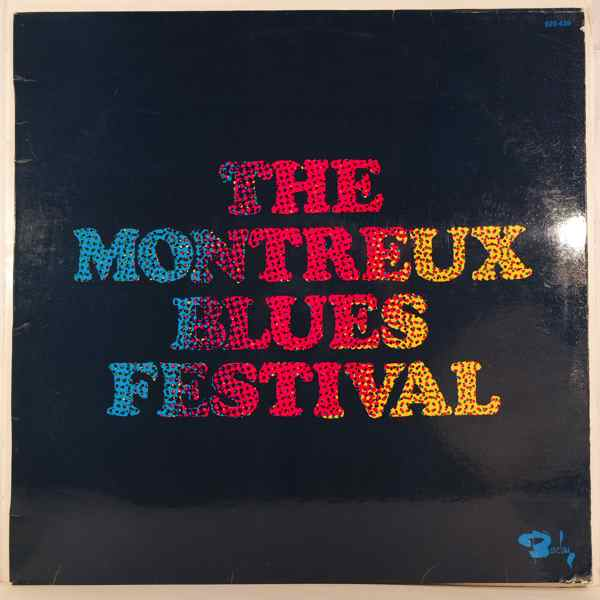 VARIOUS - The Montreux Blues Festival - LP