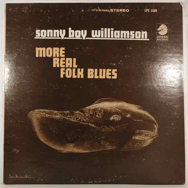 SONNY BOY WILLIAMSON - More Real Folk Blues - LP