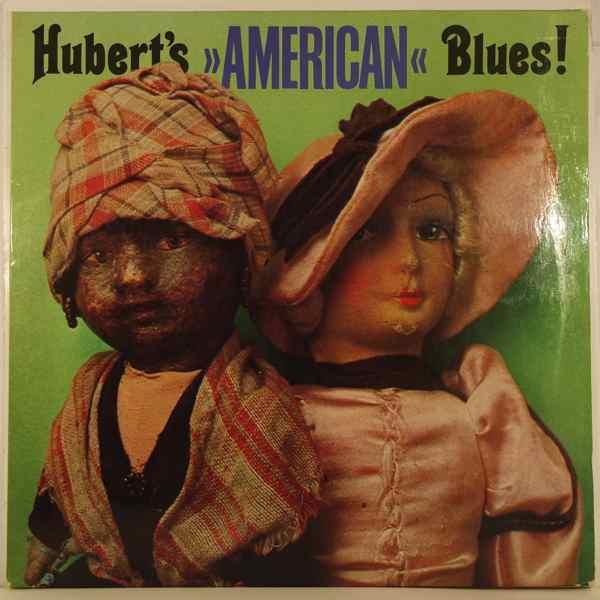 HUBERT SUMLIN - Hubert's American Blues! - LP
