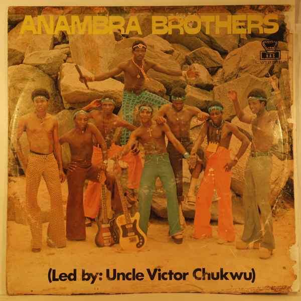 ANAMBRA BROTHERS - Same - LP