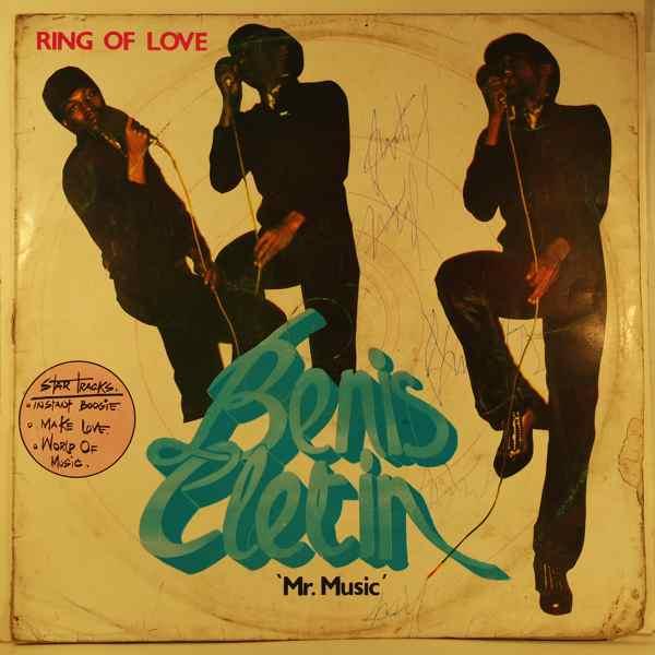 BENIS CLETIN - Ring of love - LP
