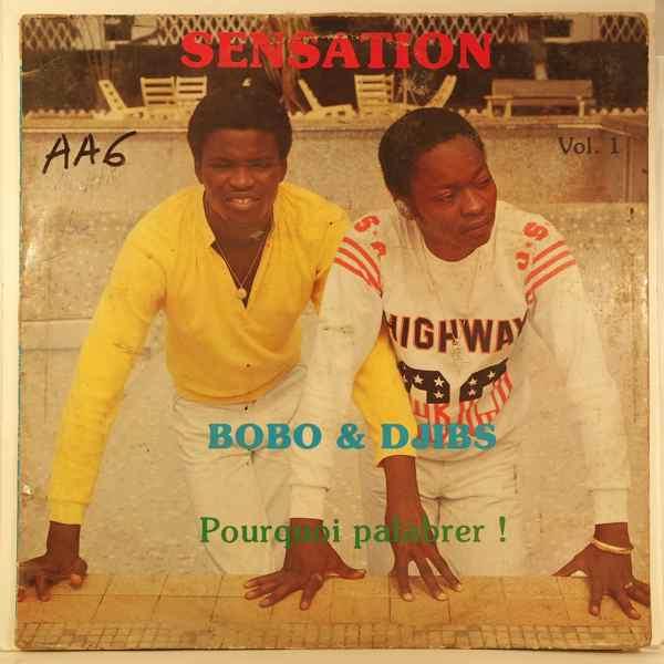 BOBO & DJIBS - Pourquoi palabrer - LP