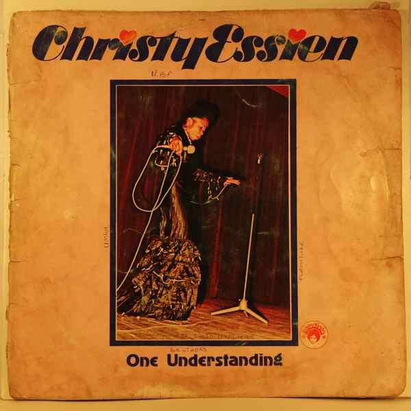 CHRISTY ESSIEN - One understanding - LP