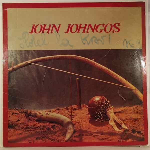 JOHN JOHNGOS - Djande - 12 inch 45 rpm
