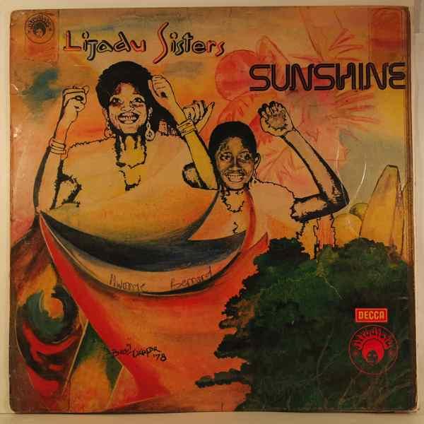 LIJADU SISTERS - Sunshine - LP