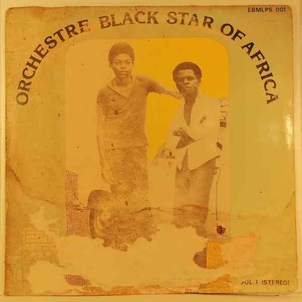 ORCHESTRE BLACK STAR OF AFRICA - Same - LP