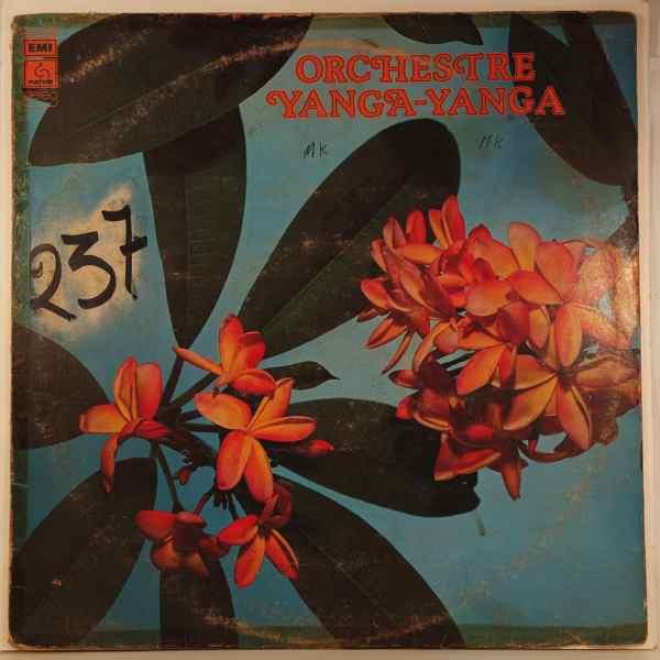 ORCHESTRE YANGA-YANGA - Same - LP