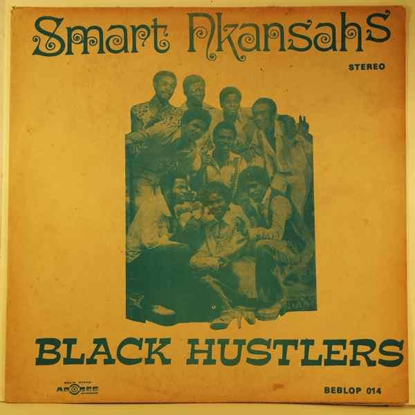 SMART NKANSAH'S BLACK HUSTLERS - Same - LP