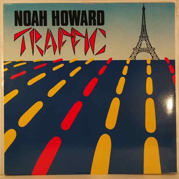 NOAH HOWARD QUARTET - Traffic - LP