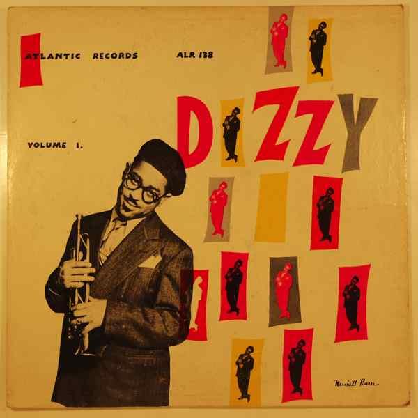 DIZZY GILLESPIE - Dizzy (Volume 1) - 10 inch