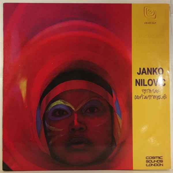 JANKO NILOVIC - Rythmes Contemporains - LP