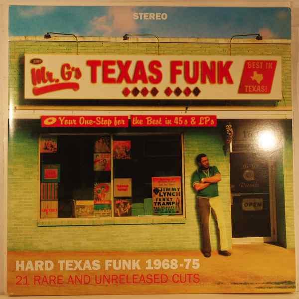 VARIOUS - Texas Funk - LP x 2