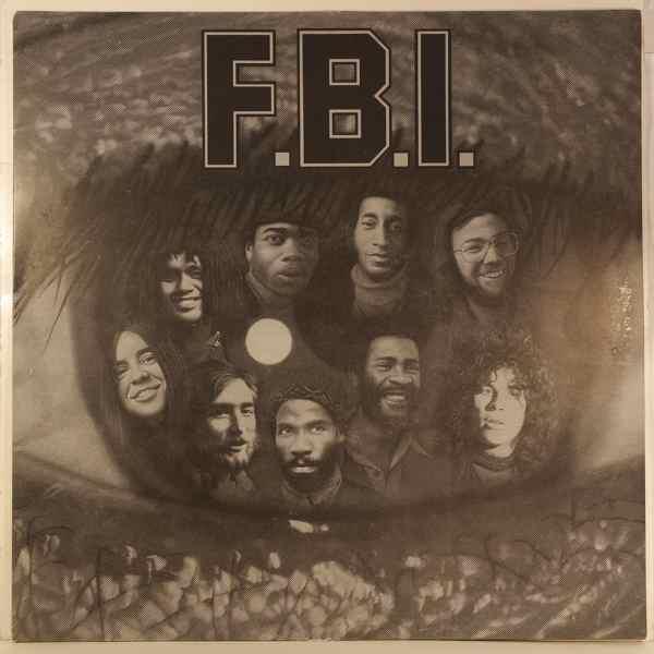 F.B.I. - Same - LP