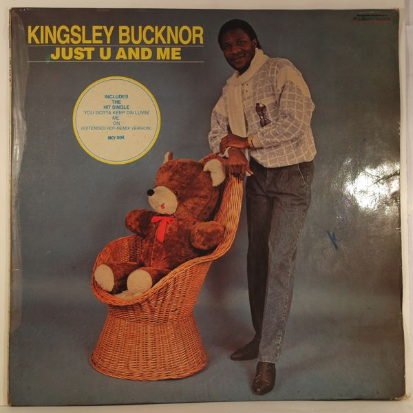 KINGSLEY BUCKNOR - Just u and me - 33T