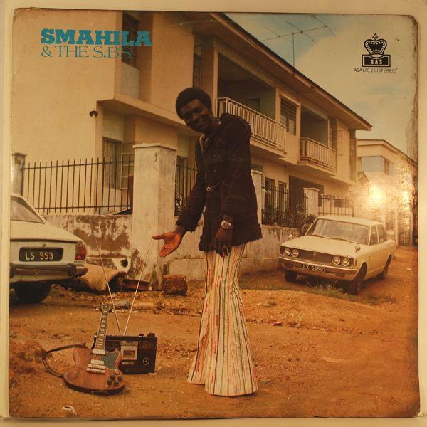 SMAHILA & THE SB'S - Same - LP