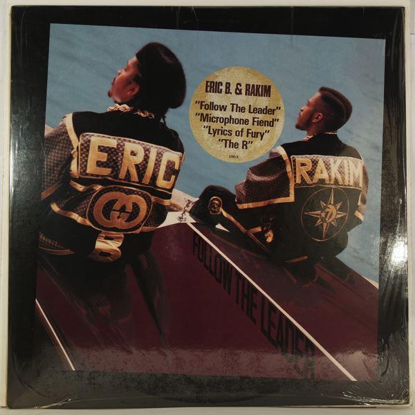ERIC B. & RAKIM - Follow The Leader - LP