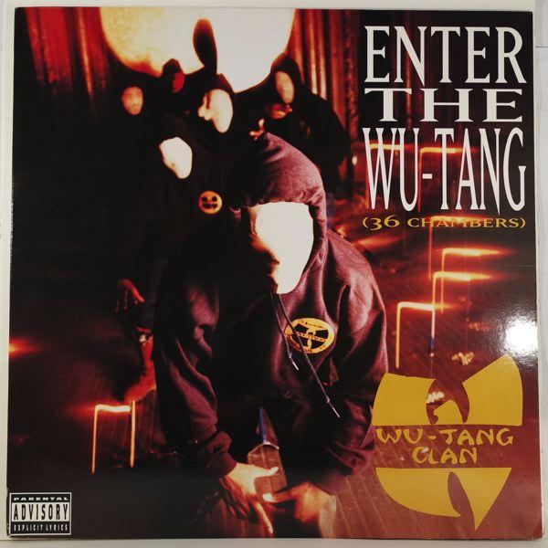 WU TANG CLAN - Enter The Wu-Tang (36 Chambers) - LP