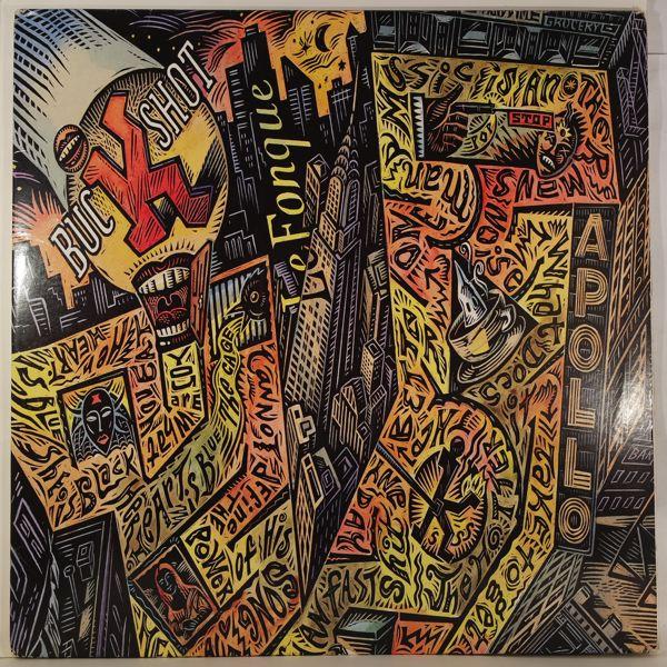 BUCKSHOT LE FONQUE - Same - LP x 2