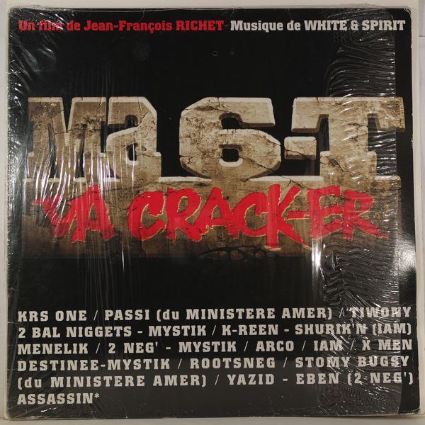 VARIOUS - Ma 6-T Va Crack-Er - LP x 2