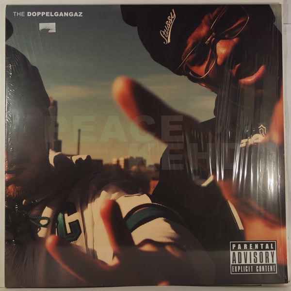 THE DOPPELGANGAZ - Peace Kehd - LP