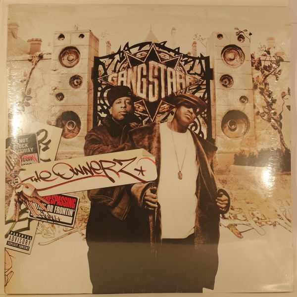 GANG STARR - The Ownerz - LP x 3