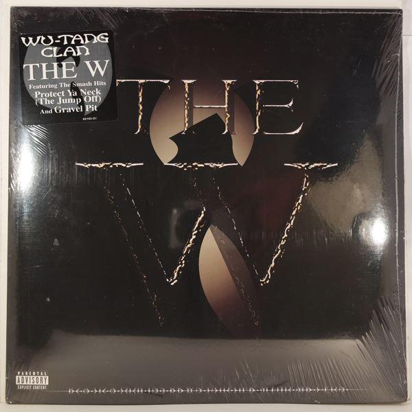 WU-TANG CLAN - The W - LP x 2