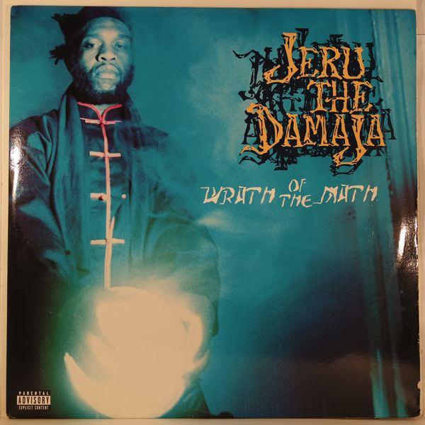 JERU THE DAMAJA - Wrath Of The Math - LP x 2