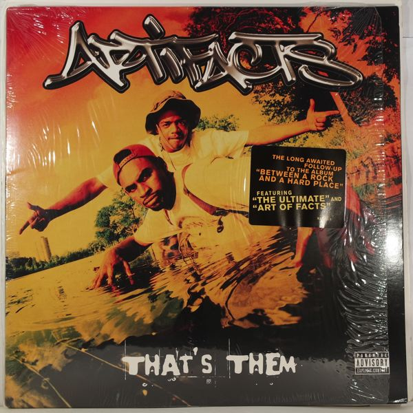 ARTIFACTS - That's Them - LP x 2