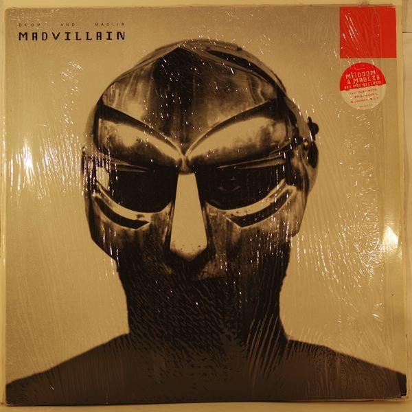 DOOM & MADLIB MADVILLAIN - Madvillainy - LP x 2
