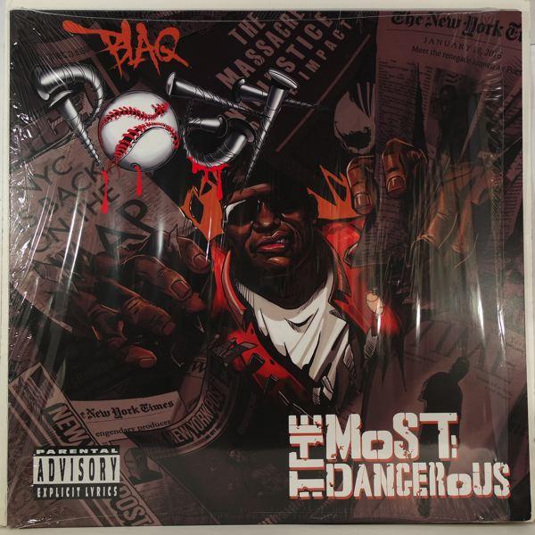 BLAQ POET - The Most Dangerous - LP