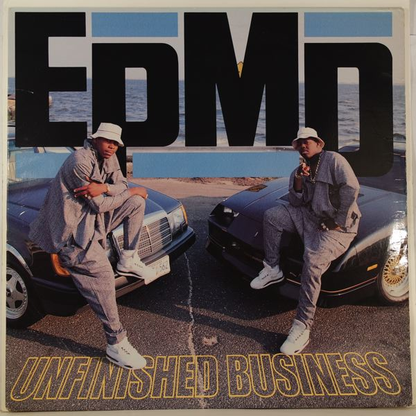 EPMD - Unfinished Business - 33T