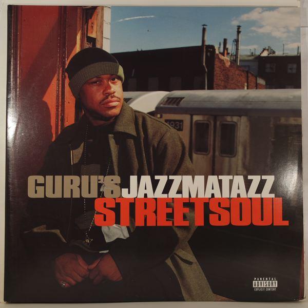 GURU - Jazzmatazz (Streetsoul) - LP x 2