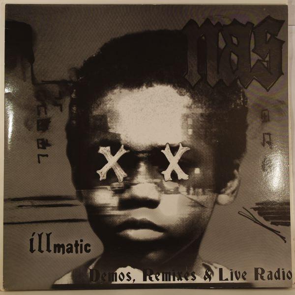 NAS - Illmatic XX - Demos, Remixes & Live Radio - LP x 2
