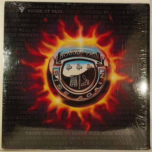 HOUSE OF PAIN - Truth Crushed To The Earth Shall Rise Again - 33T