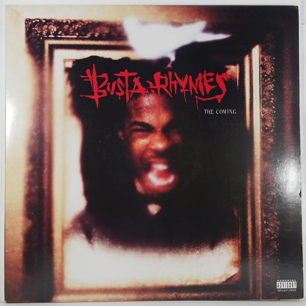 BUSTA RHYMES - The Coming - LP x 2