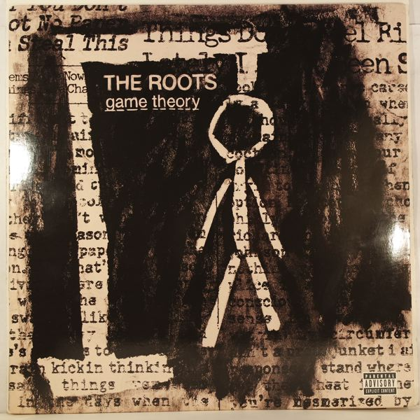 THE ROOTS - Game Theory - LP x 2