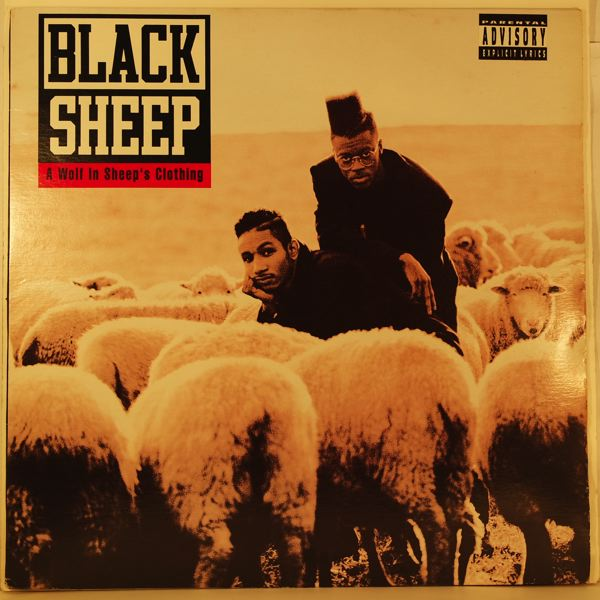 BLACK SHEEP - A Wolf In Sheep's Clothing - LP x 2